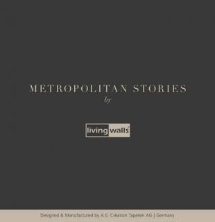 Kolekcija A.S. Création - Metropolitan Stories