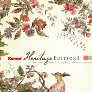 Kolekcija KOMAR - Heritage
