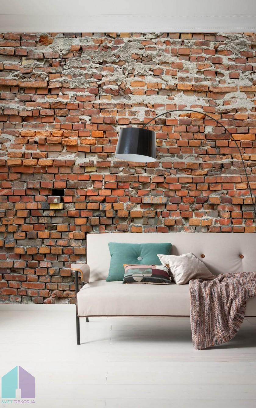 Fototapeta - Bricklane