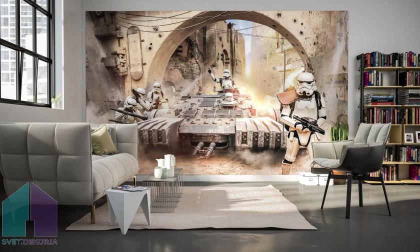 Fototapeta - Star Wars Tanktrooper