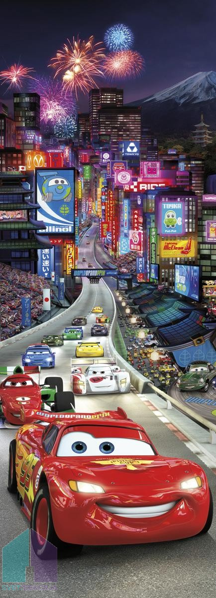 Fototapeta - Cars Tokio