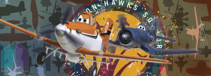 Fototapeta - Planes Squadron