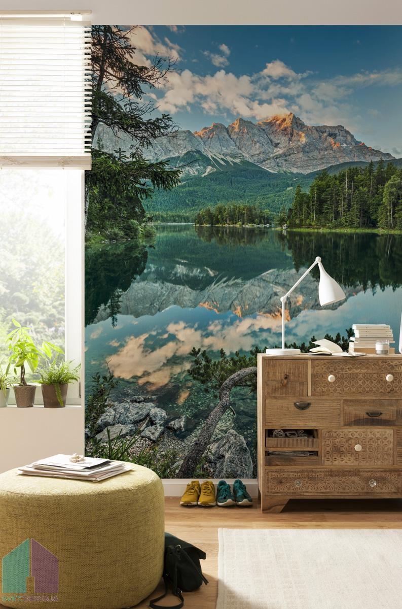 Fototapeta - Mirror Lake