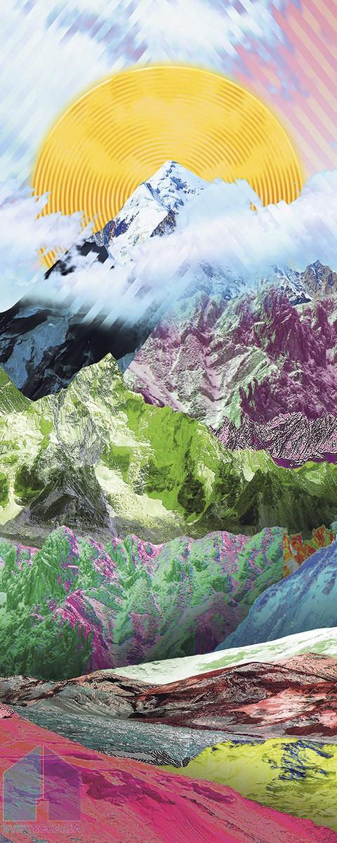 Fototapeta - Mountain Top Panel