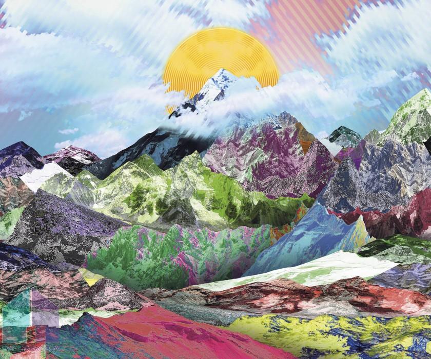 Fototapeta - Mountain Top