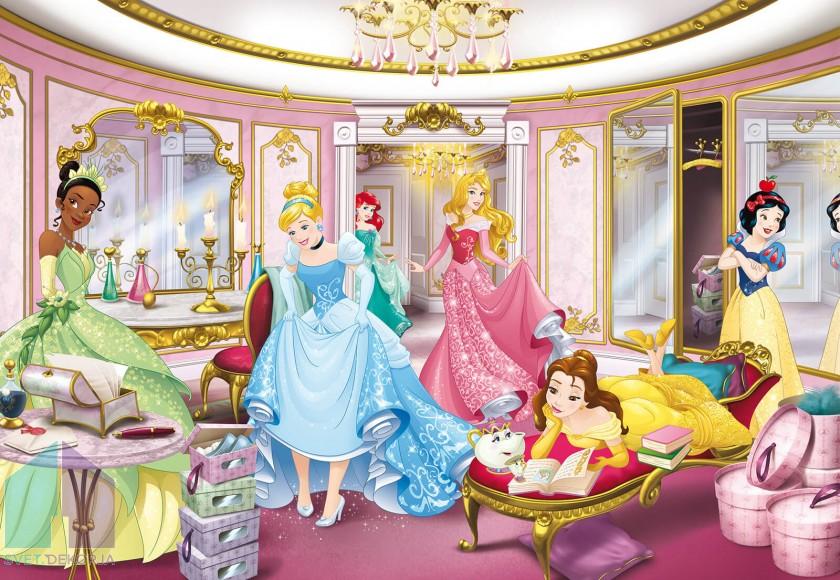 Fototapeta - Princess Mirror