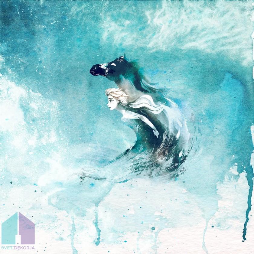 Fototapeta - Frozen Spirit Of Wonder