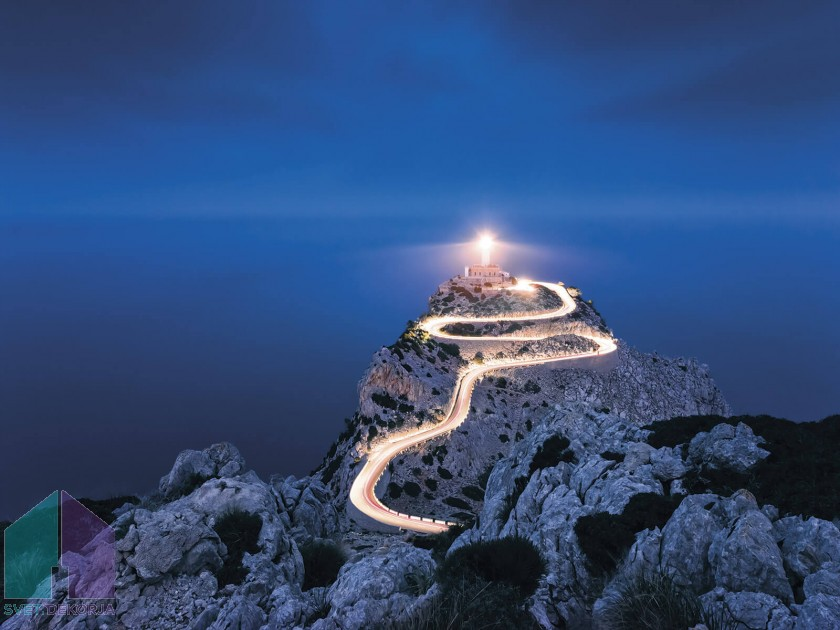Fototapeta - Cap Formentor