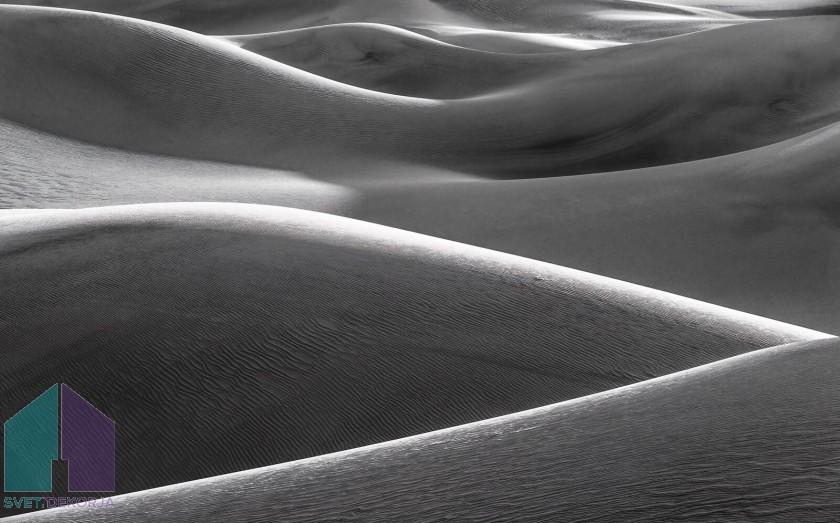 Fototapeta - Puščavska arhitektura