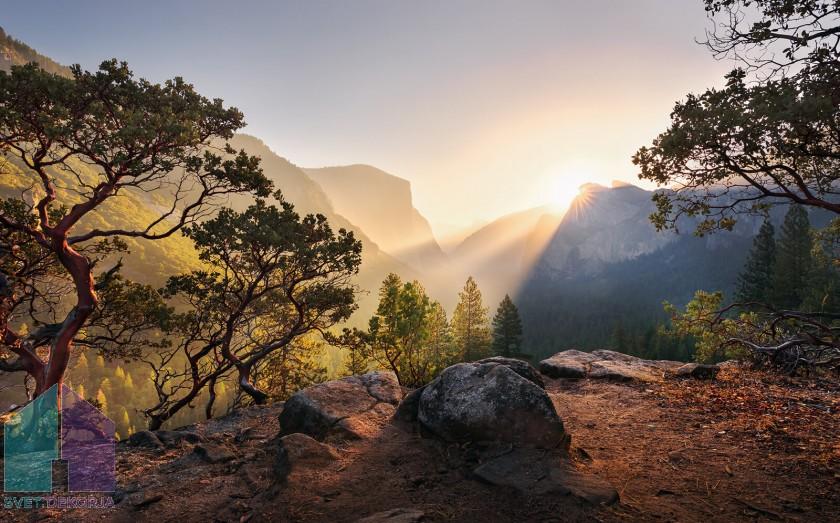Fototapeta - Yosemites Secret
