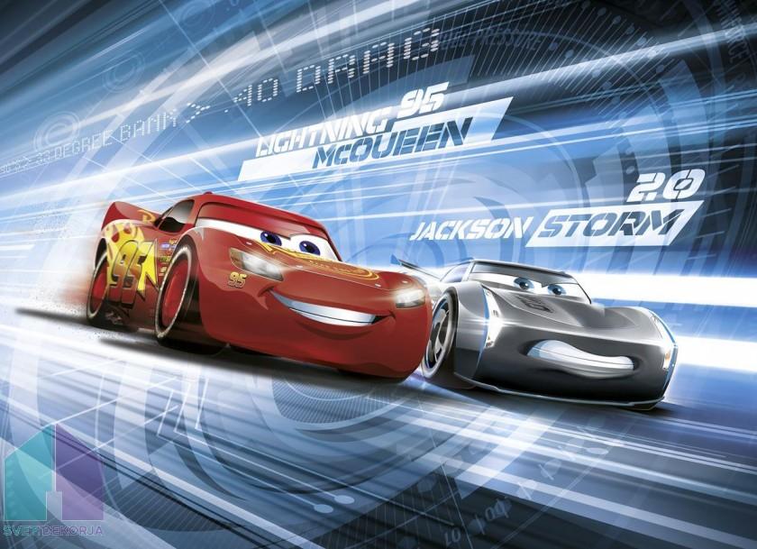 Fototapeta - Cars3 Simulation