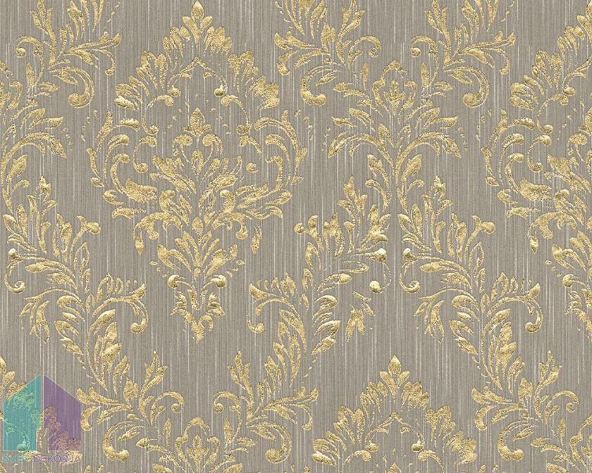 AS tapeta - Metalik Silk