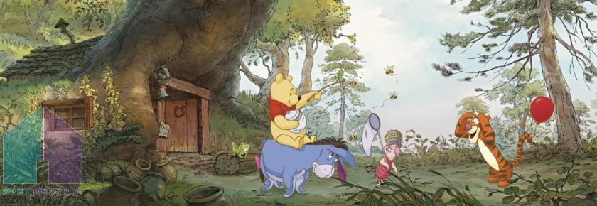 Fototapeta - Pooh's House