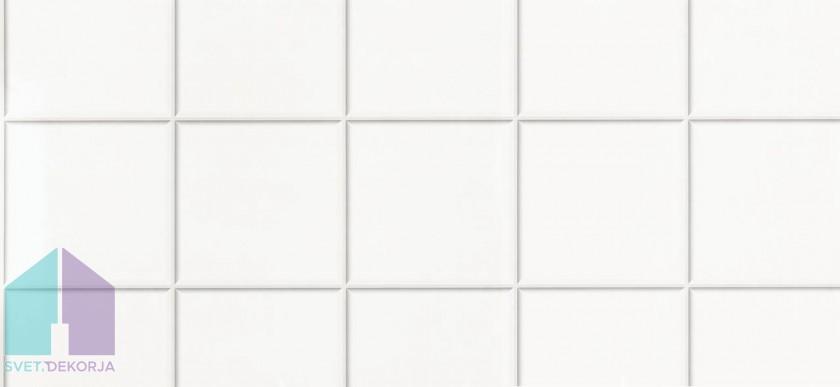 Samolepilna folija - Ploščice Vigo bela