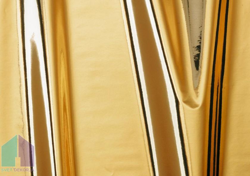 Samolepilna folija - Metalik zlata sijaj