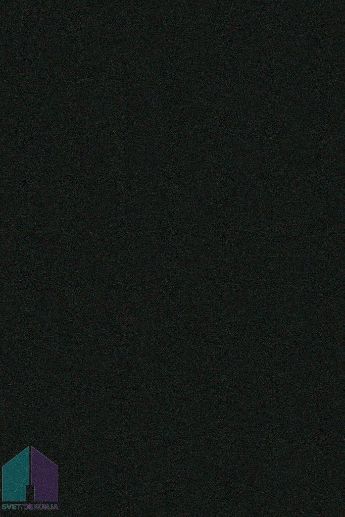 Samolepilna folija - Velur črna