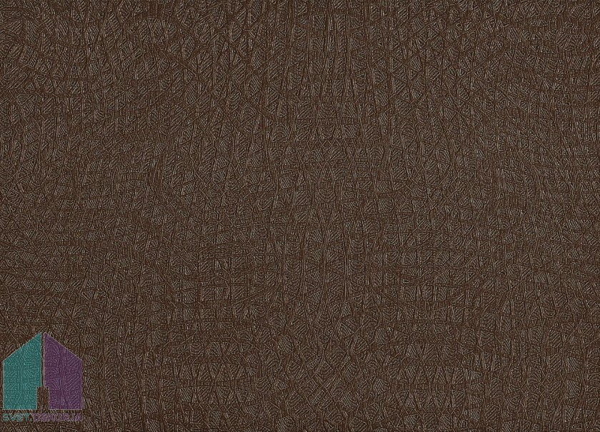 Samolepilna folija Wildlife - Peščeni valovi-rjava