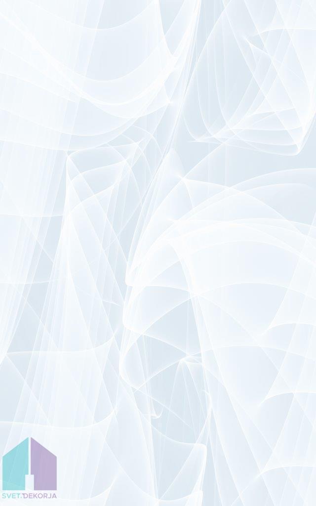 Statik folija kos - Transparent Premium Murano