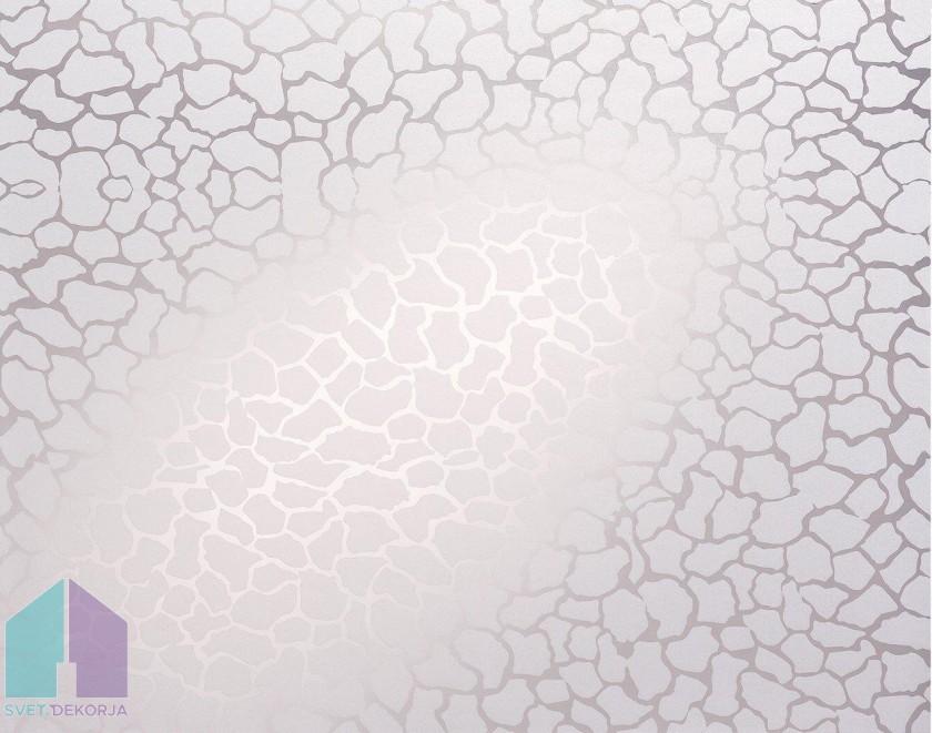 Statik folija kos - Transparent Lava