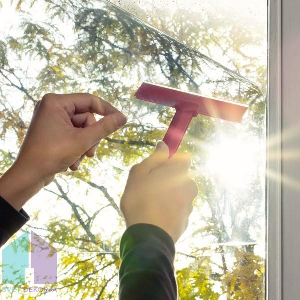 Funkcijska statik folija kos - Sončna zaščita
