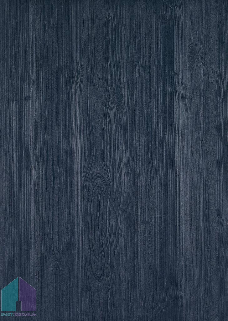 Samolepilna folija kos - Quadro night blue