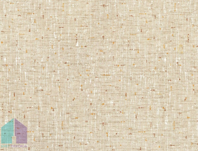 Samolepilna folija kos - Tekstil rjava