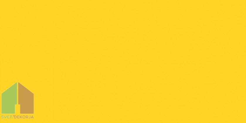 Samolepilna folija kos - Mat rumena