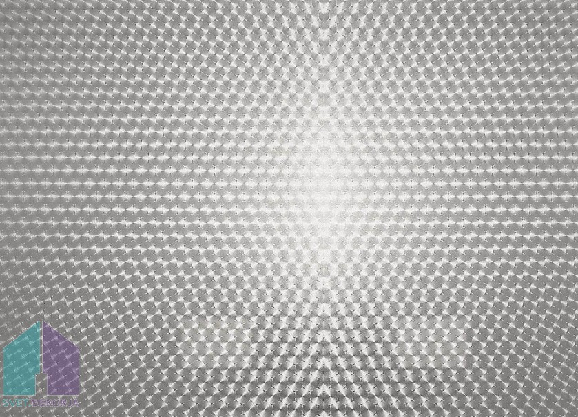 Samolepilna folija kos - Transparent Circle