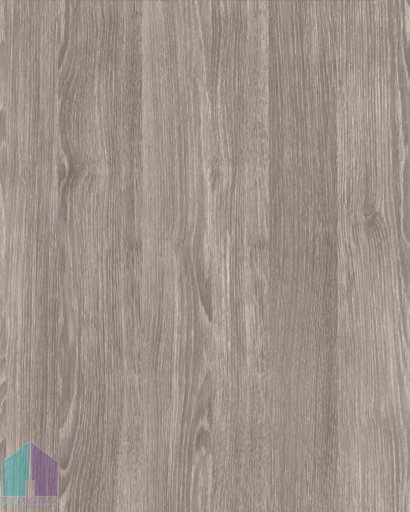Samolepilna folija kos - Les Sheffield hrast siv