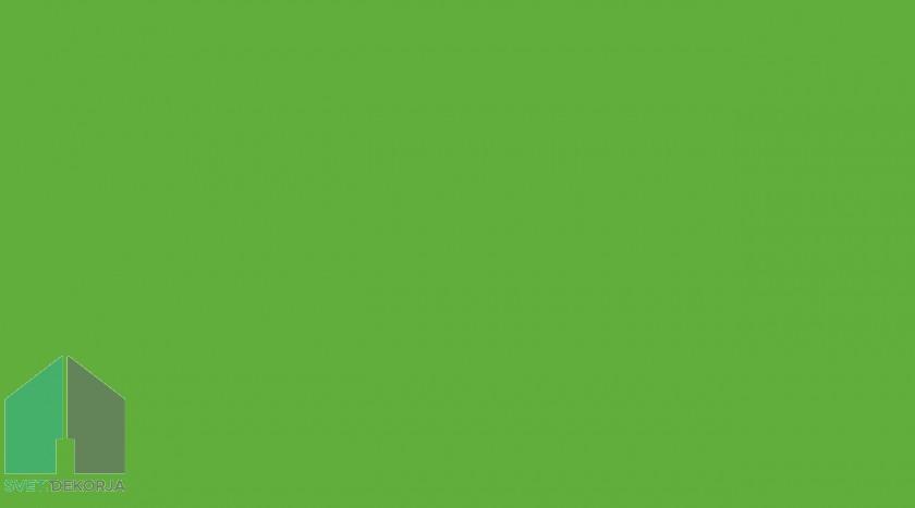 Samolepilna folija kos - Mat jabolko zelena