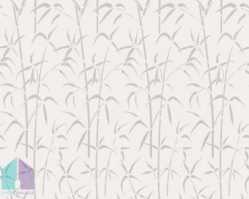 Samolepilna folija kos - Transparent Bamboo