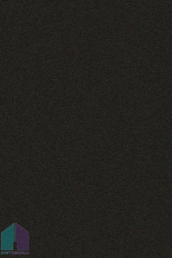 Samolepilna folija kos - Velur črna