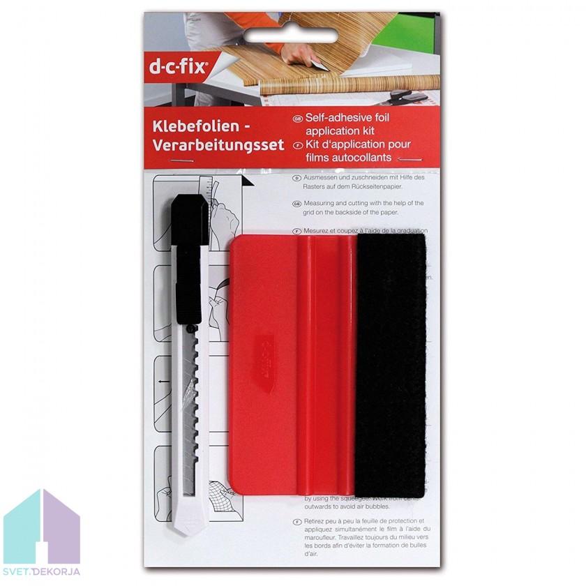 Set za namestitev folije - Lopatka + nož