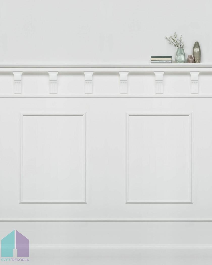 Fototapeta - Pure Wall