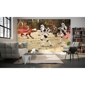 Fototapeta - Star Wars Imperial Strike