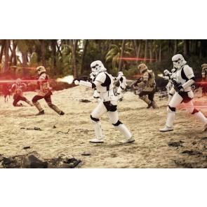 Fototapeta - Star Wars Imperial Strike