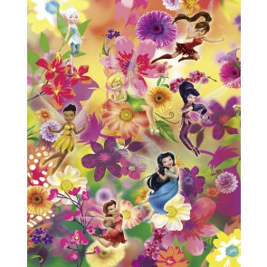 Fototapeta - Fairies Flowers