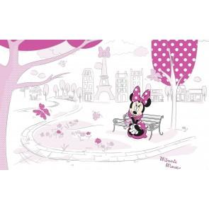 Fototapeta - Minnie in Paris