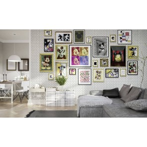 Fototapeta - Mickey Art Collection