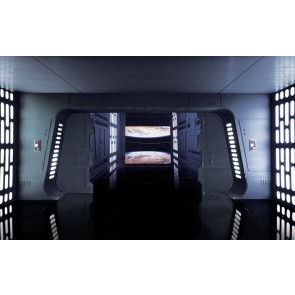 Fototapeta - Star Wars Death Star Floor