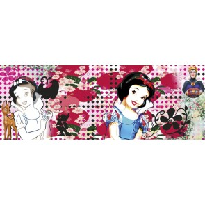 Fototapeta - Charming Snow White