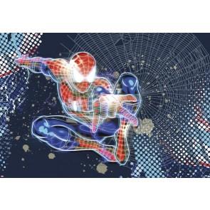 Fototapeta - Spider-Man Neon