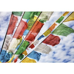 Fototapeta - Prayer Flags