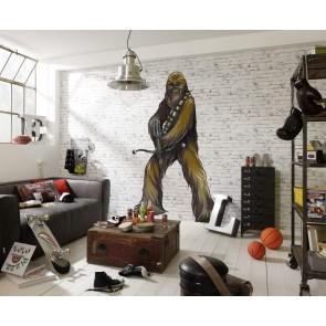 Dekorativna nalepka - Star Wars XXL Chewbacca