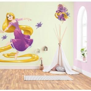 Dekorativna nalepka - Rapunzel XXL