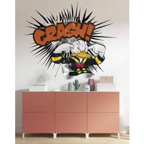Dekorativna nalepka - Donald crash XXL