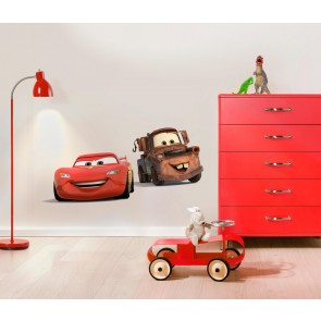 Dekorativna nalepka - Cars Friends