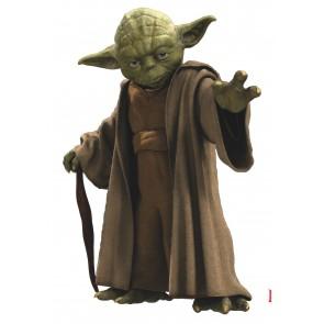 Dekorativna nalepka - Stars Wars Yoda