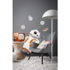 Dekorativna nalepka - Star Wars BB-8