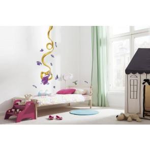 Dekorativna nalepka - Rapunzel